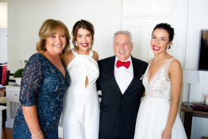 Erin & Michael Married xx Broadway Chapel & 'The Loft',  West End xx  45