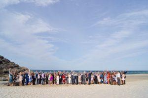 Amanda + Gavin Married xx North Burleigh beach wedding  166