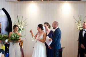 Erin & Michael Married xx Broadway Chapel & 'The Loft',  West End xx  64