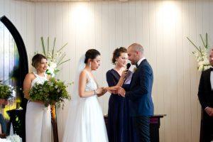 Erin & Michael Married xx Broadway Chapel & 'The Loft',  West End xx  66