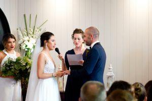 Erin & Michael Married xx Broadway Chapel & 'The Loft',  West End xx  67