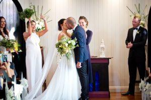 Erin & Michael Married xx Broadway Chapel & 'The Loft',  West End xx  69