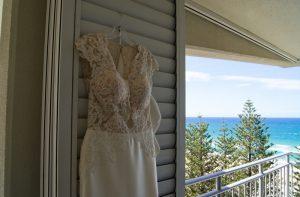 Amanda + Gavin Married xx North Burleigh beach wedding  78