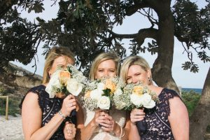 Amanda + Gavin Married xx North Burleigh beach wedding  4