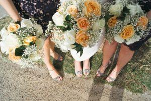 Amanda + Gavin Married xx North Burleigh beach wedding  5