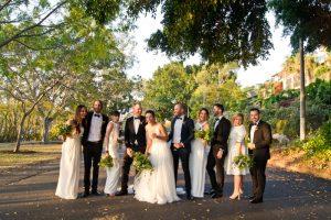 Erin & Michael Married xx Broadway Chapel & 'The Loft',  West End xx  93