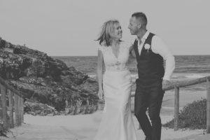 Amanda + Gavin Married xx North Burleigh beach wedding  13