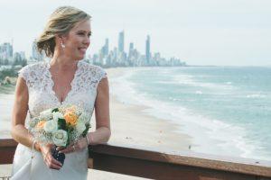 Amanda + Gavin Married xx North Burleigh beach wedding  15
