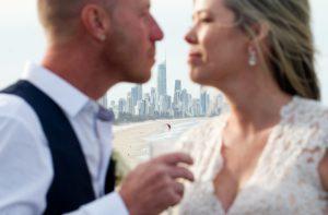 Amanda + Gavin Married xx North Burleigh beach wedding  20