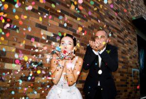 Erin & Michael Married xx Broadway Chapel & 'The Loft',  West End xx  119