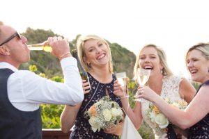 Amanda + Gavin Married xx North Burleigh beach wedding  23