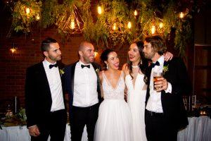 Erin & Michael Married xx Broadway Chapel & 'The Loft',  West End xx  132