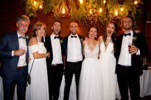 Erin & Michael Married xx Broadway Chapel & 'The Loft',  West End xx  133