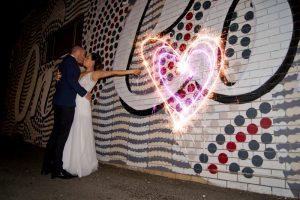 Erin & Michael Married xx Broadway Chapel & 'The Loft',  West End xx  136