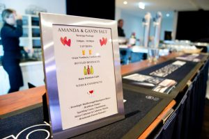 Amanda + Gavin Married xx North Burleigh beach wedding  36
