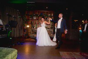 Erin & Michael Married xx Broadway Chapel & 'The Loft',  West End xx  158