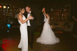 Erin & Michael Married xx Broadway Chapel & 'The Loft',  West End xx  161
