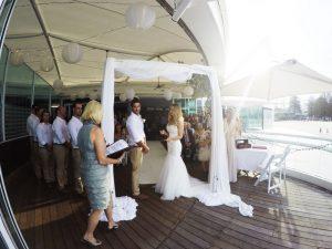 Candice + Daniel Married xx Oskars on Burleigh  49