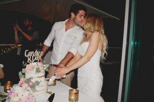 Candice + Daniel Married xx Oskars on Burleigh  30