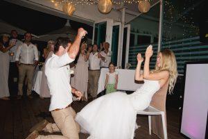 Candice + Daniel Married xx Oskars on Burleigh  43