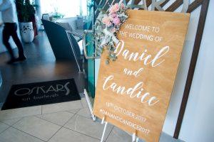 Candice + Daniel Married xx Oskars on Burleigh  105
