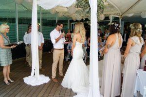 Candice + Daniel Married xx Oskars on Burleigh  139