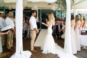 Candice + Daniel Married xx Oskars on Burleigh  143