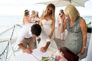 Candice + Daniel Married xx Oskars on Burleigh  150