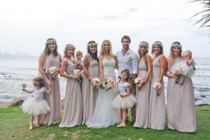 Candice + Daniel Married xx Oskars on Burleigh  158