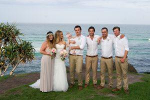 Candice + Daniel Married xx Oskars on Burleigh  174