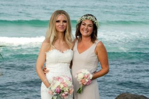 Candice + Daniel Married xx Oskars on Burleigh  175