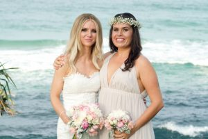 Candice + Daniel Married xx Oskars on Burleigh  176