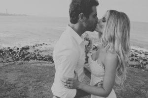 Candice + Daniel Married xx Oskars on Burleigh  188