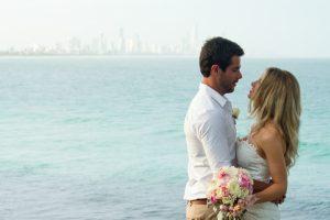 Candice + Daniel Married xx Oskars on Burleigh  189