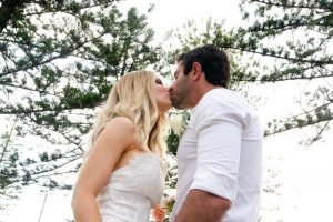 Candice + Daniel Married xx Oskars on Burleigh  194