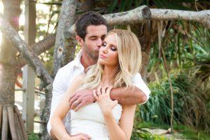 Candice + Daniel Married xx Oskars on Burleigh  198