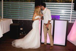 Candice + Daniel Married xx Oskars on Burleigh  16