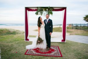 Emma & Clinton Married xx Palm Beach xx  399