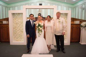 Emma & Clinton Married xx Palm Beach xx  358