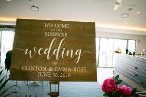 Emma & Clinton Married xx Palm Beach xx  335