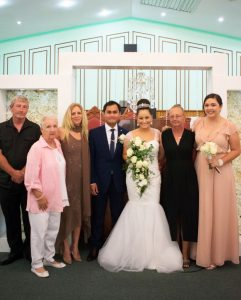 Emma & Clinton Married xx Palm Beach xx  404