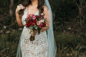 Melanie & Cameron - Married xx Gold Coast Farm House, Numinbah Valley  74