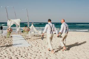 Courtney & Hayden Married xx Burleigh Heads beach- Gold Coast xx  132
