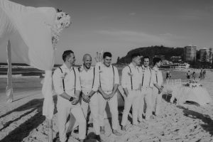 Courtney & Hayden Married xx Burleigh Heads beach- Gold Coast xx  134