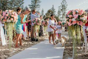 Courtney & Hayden Married xx Burleigh Heads beach- Gold Coast xx  135