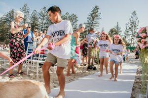Courtney & Hayden Married xx Burleigh Heads beach- Gold Coast xx  136