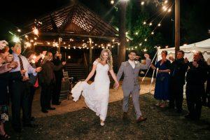 Danielle & Chris xx Married - Bundaleer Rainforest Gardens, Brisbane  112