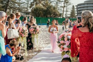 Courtney & Hayden Married xx Burleigh Heads beach- Gold Coast xx  137