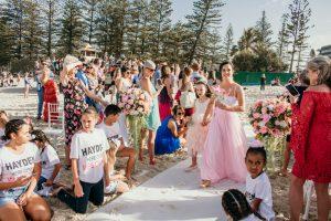 Courtney & Hayden Married xx Burleigh Heads beach- Gold Coast xx  138