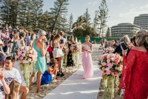 Courtney & Hayden Married xx Burleigh Heads beach- Gold Coast xx  139